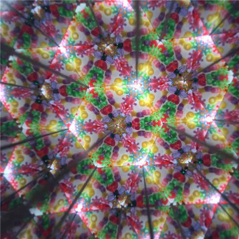 Colors in a kaleidoscope - 3